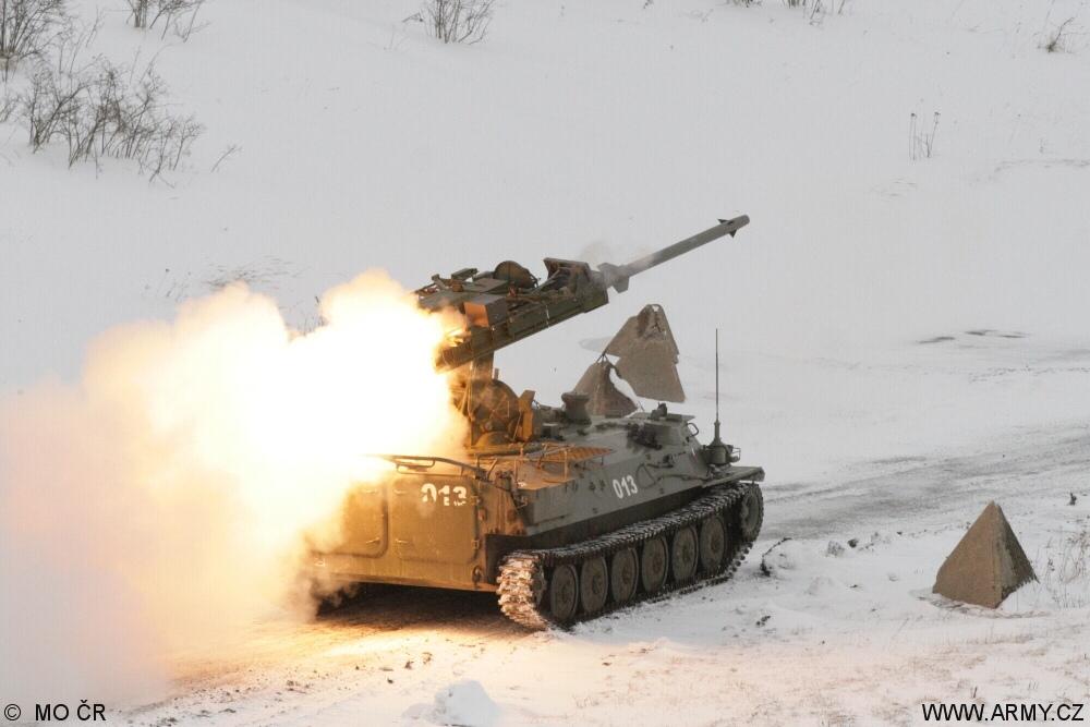 9K35M Strela-10