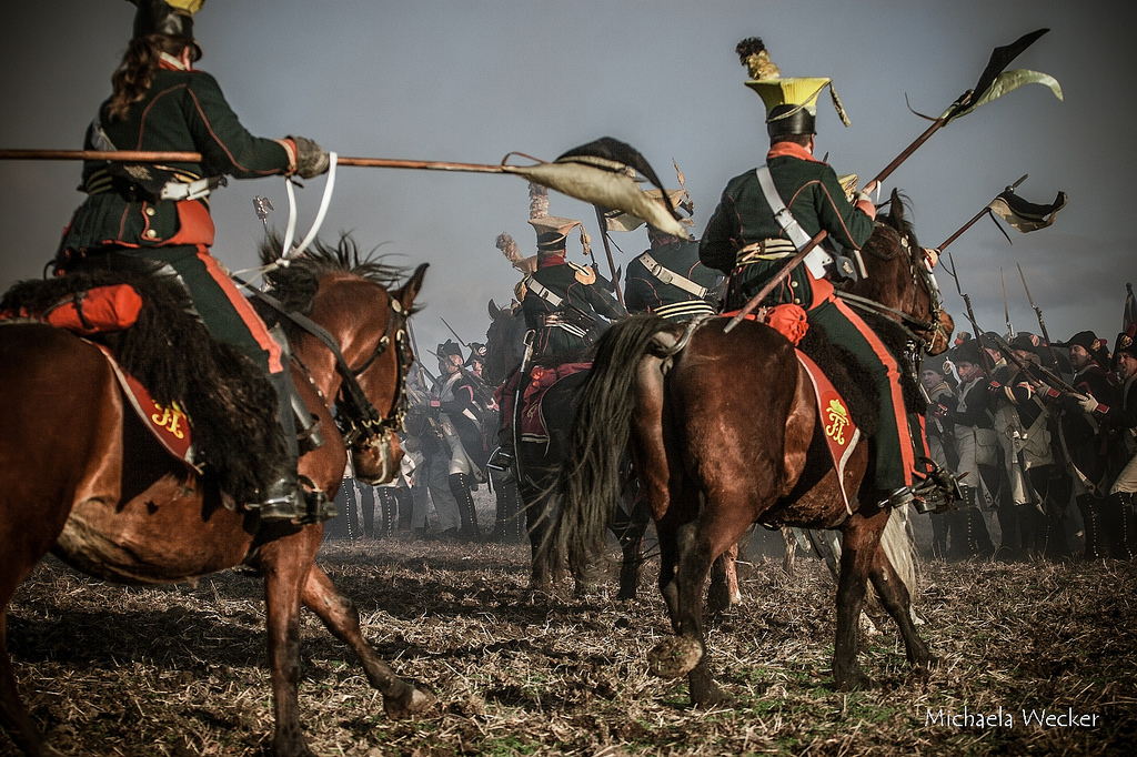 Austerlitz 2016 re-enactment