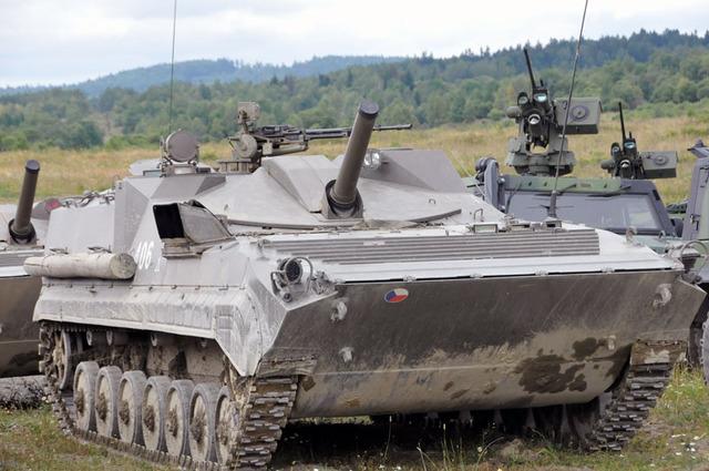 SPM-85 PRAM, army.cz