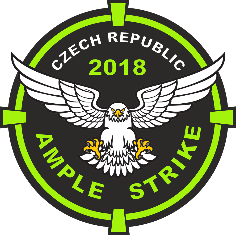 Ample Strike 2018, logo