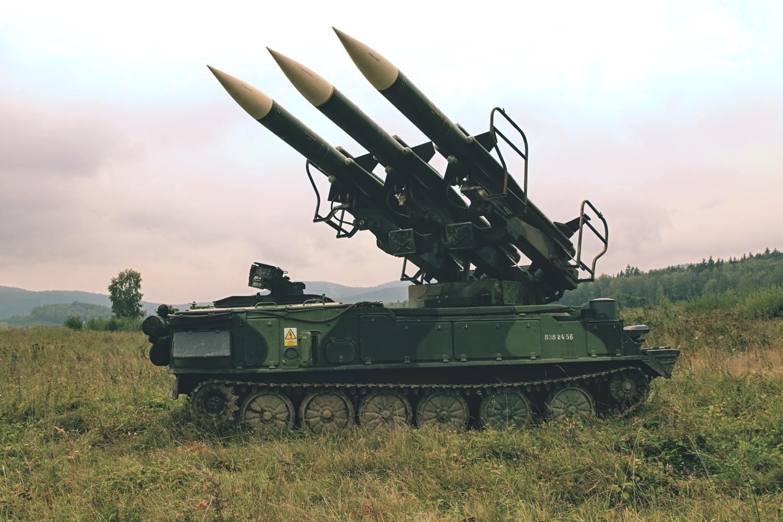 2K12 Kub System, fb Armáda České republiky