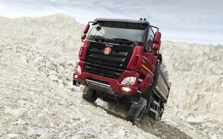 TATRA TRUCKS' exports flourishing in all continents again