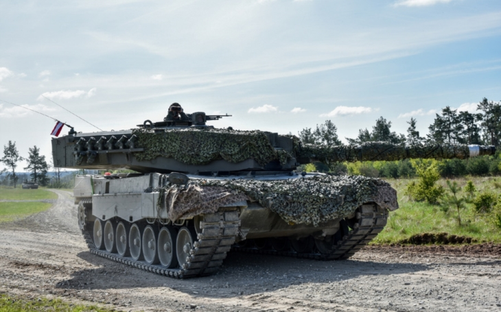 The Czech Army Main Battle Tanks Question