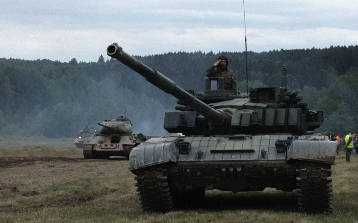 The Czech Land Forces Day – Bahna 2019