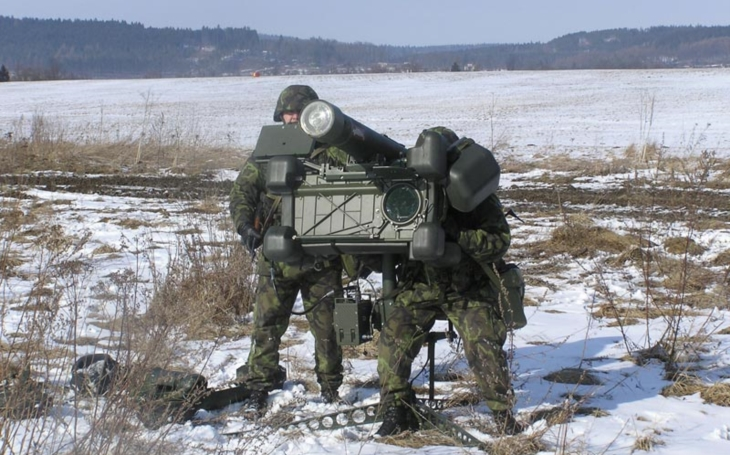 RBS-70 Anti-Aircraft Missle System: the Czech price checked