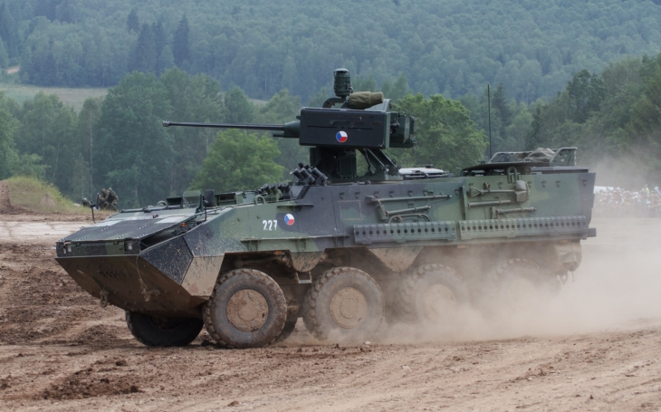 Czech Defence News of the Week (22 – 29 June 2018)