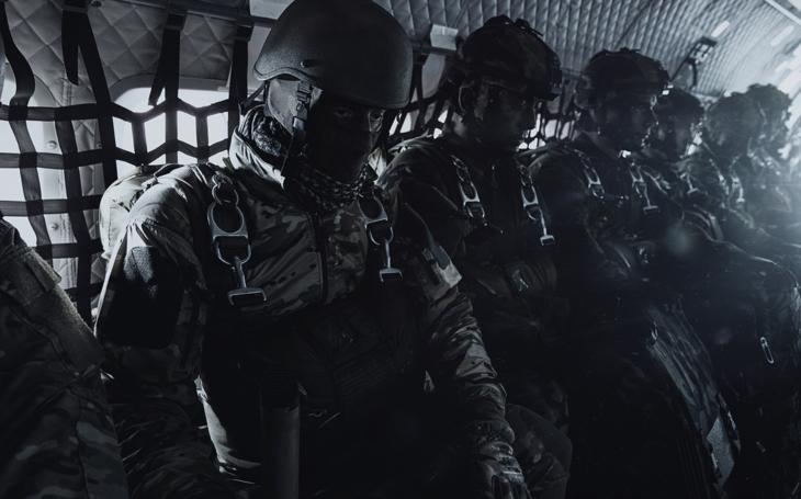 New Czech Airborne Regiment