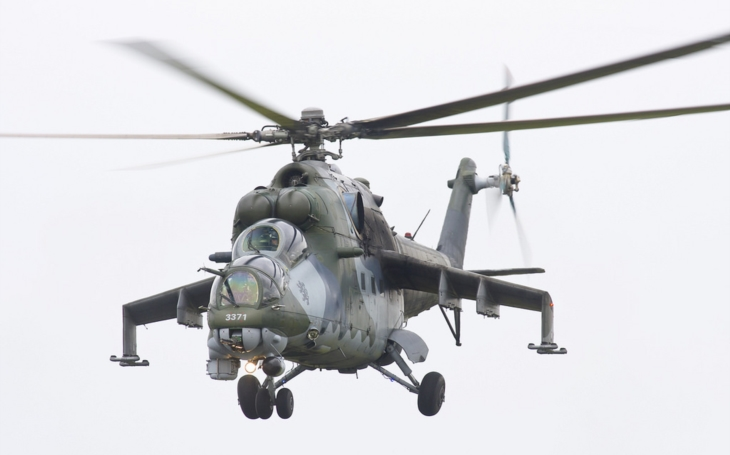Czech Army's Modernization Projects: the multipurpose helicopters