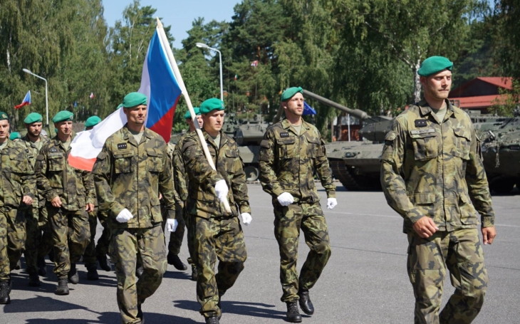 Czech Defence News of the Week (6 July – 13 July 2018)
