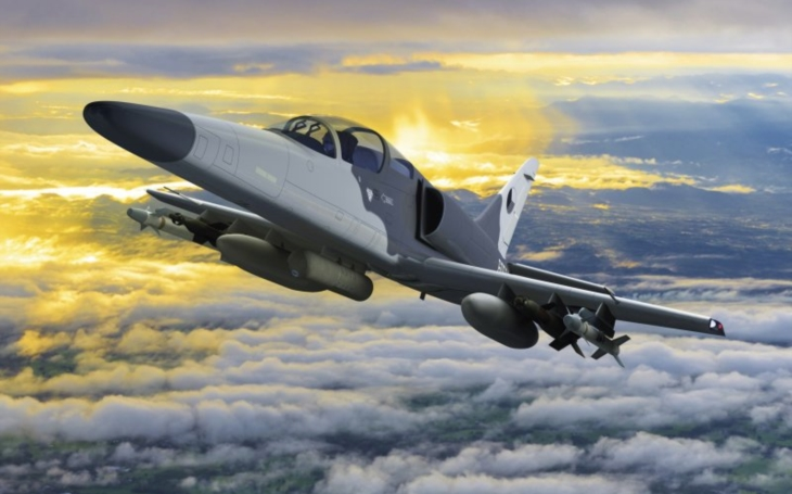 Aero and IAI present: F/A-259 Striker light attack jet