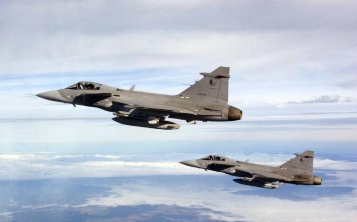 Czech Army's Modernization Projects: JAS-39 Gripen