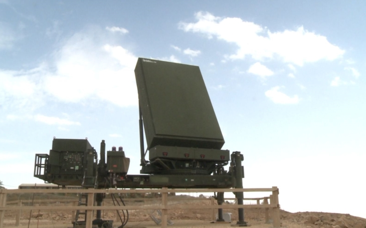 Mobile Air Defence Radars (MADR) for the Czech Army – contract signed