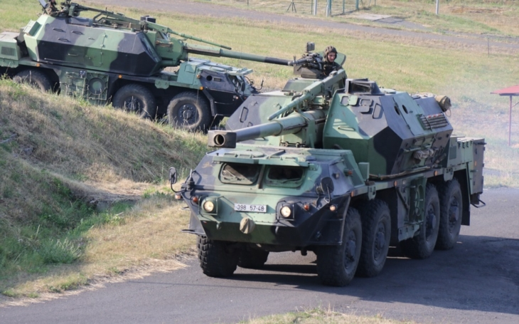 Czech Army's Acquisitions – detailed timing revealed (2018-2025)