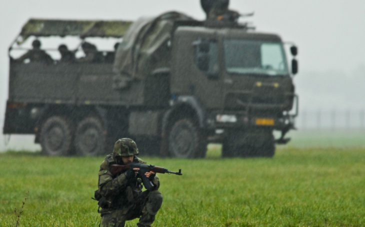 Czech Army's Active Reserve – numbers are rising (should be 5,000 by 2025)