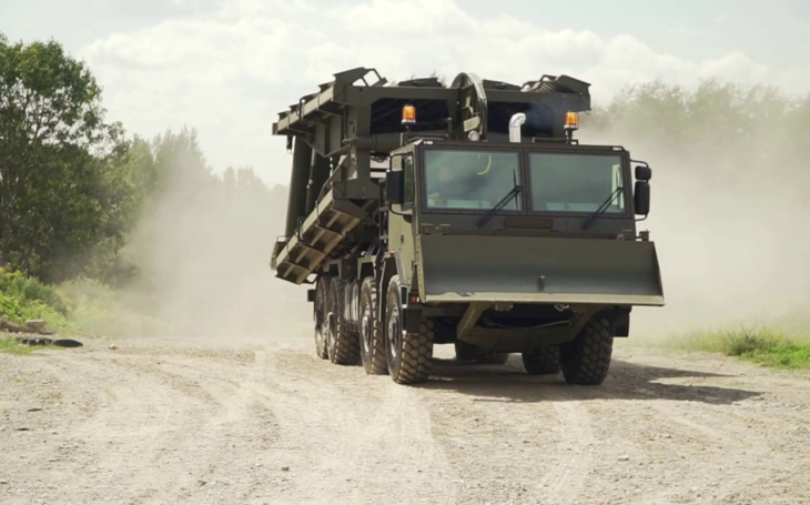 Czech Army's Modernization Projects: Bridge Layer