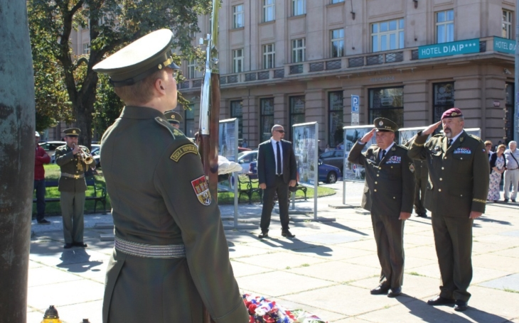 Czech and Slovak Army – mutual support and cooperation