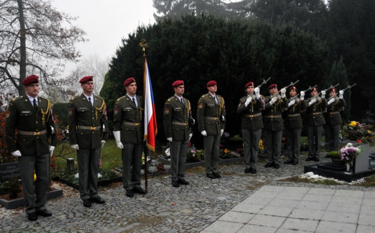 Czech Defence News of the Week (2 November – 9 November 2018)