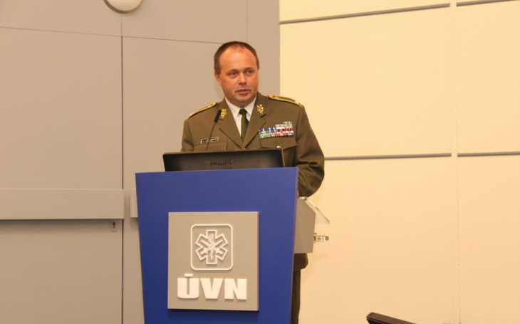 Brigadier General Zoltán Bubeník - Committee of Chiefs of Military Medical Services in NATO (COMEDS)