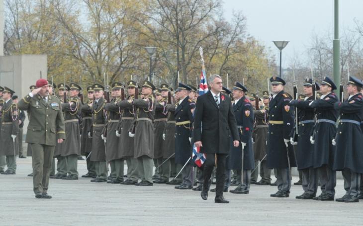 Czech Defence News of the Week (9 November – 16 November 2018)