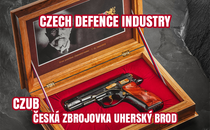CZUB - Ceska Zbrojovka Uhersky Brod (founded 1936)