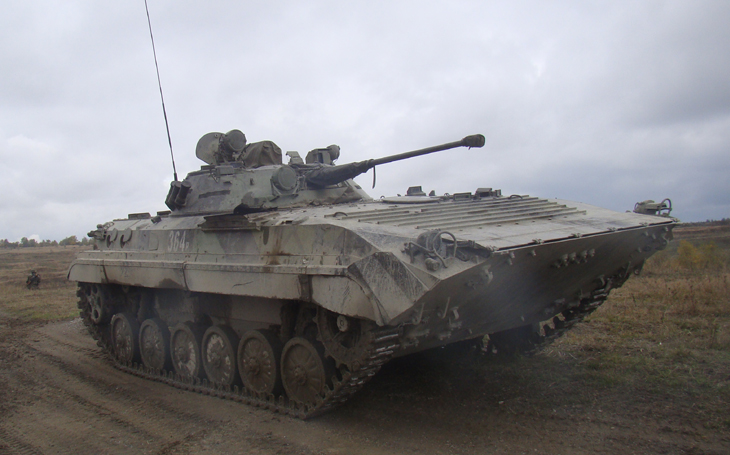 The Infantry Fighting Vehicles tender for the Czech Army