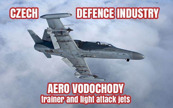Aero Vodochody – producer of famous trainers (founded 1919)