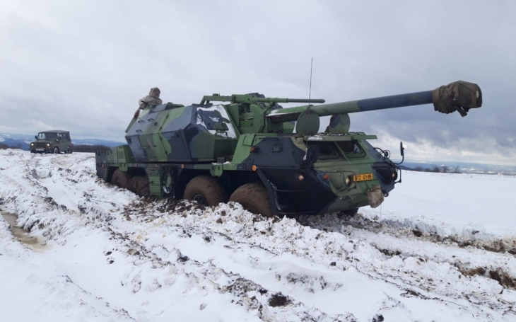 Czech Defence News of the Week (15 February – 22 February 2019)