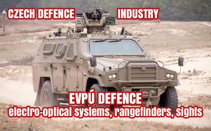 Czech Defence Industry - EVPÚ Defence