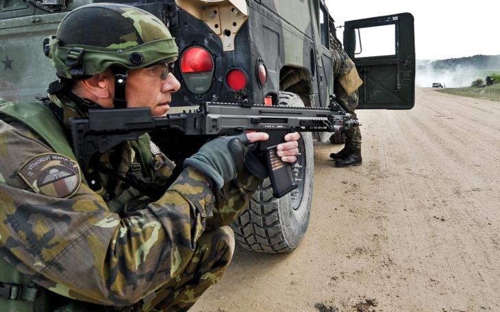 CZ 805 BREN – modern Czech Assault Rifle (2011)