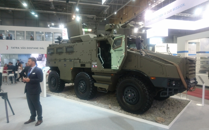 Czech Defence News of the Week (21st June – 3rd July 2019)