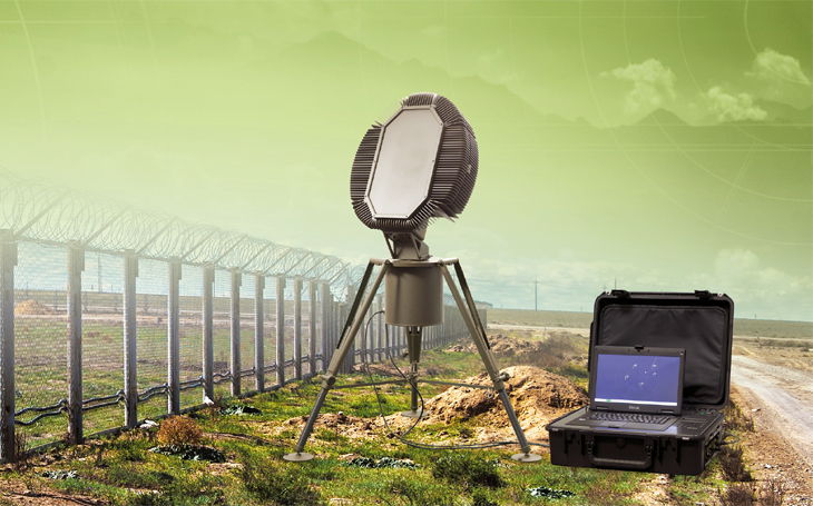 ReGUARD by RETIA - the first 3D radar developed in the Czech Republic