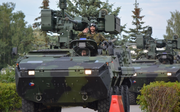 Czech Defence News of the Week (26th July – 2nd August 2019)