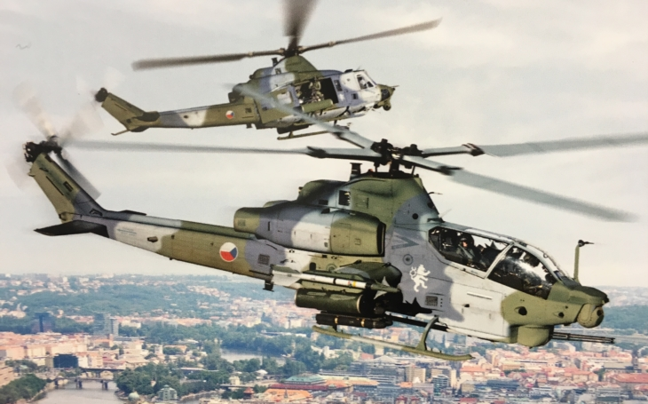 MoD's Christmas bill for US helicopters: CZK 12 billion increase requirement