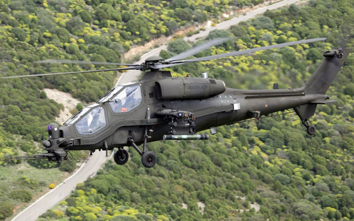 Leonardo at MSPO 2019 - AW101 and AW239 helicopters, M-346 trainer and more
