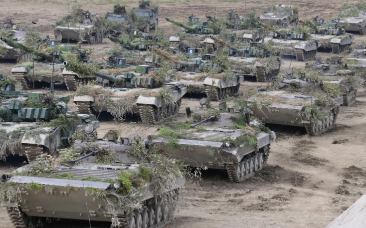 Direct purchase of IFVs and MBTs? MEPs asked whether we are on time with the rearmament of our heavy brigade