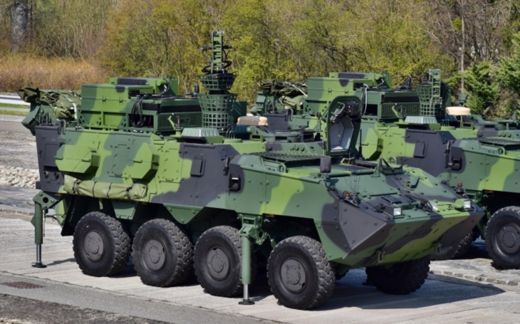 The continuation of the Czech Army modernization projects will be beneficial for Czech industry
