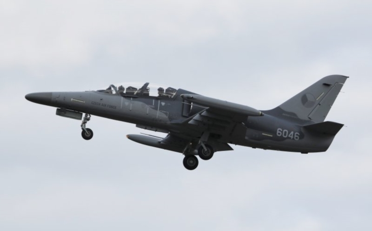 Aero delivered last overhauled L-159T1 to the Czech Air Force