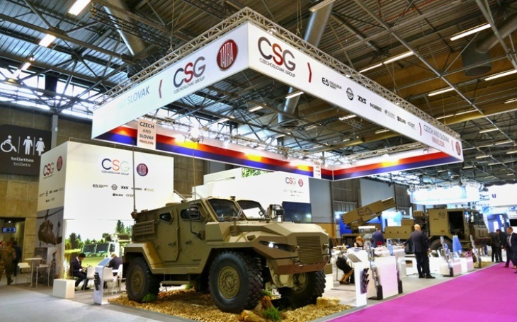 Major Czech defence industry companies adhere to Government emergency regulations and continue to produce