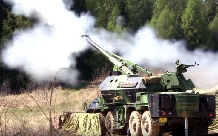 The Ministry of Defence is purchasing a new fire control system and is promoting the ODIN system, which does not meet the needs of the Czech Army