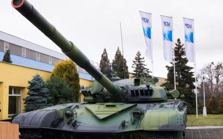 The share of the Czech defense industry on the modernization of the T-72M4 CZ tanks will only reach 35%