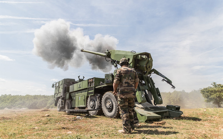 Delivery of CAESAR howitzers: how shall we calculate what will the real share of Czech industry be?