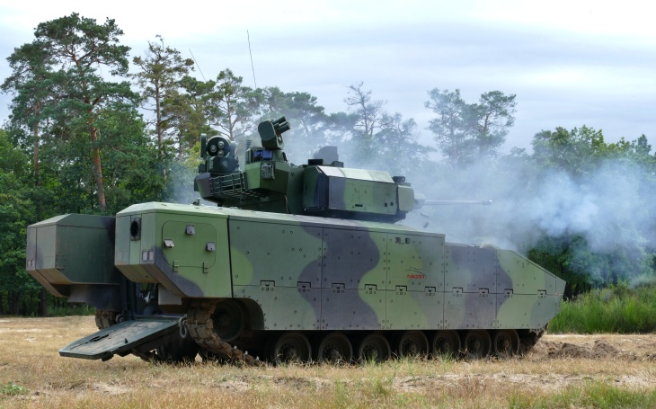 IFV ASCOD 42 – favorite of the Czech tender?