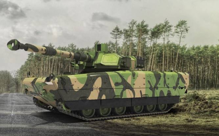 Medium tanks for the Czech Army?