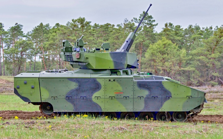 NATO Days 2020 – GDELS will present the ASCOD 42 armored vehicle