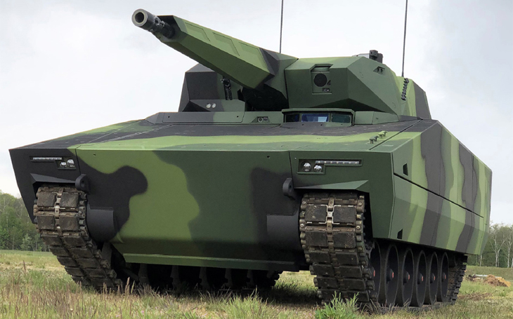 NATO Days 2020 – Infantry Fighting Vehicles and Fighter Jets for the Czech Army