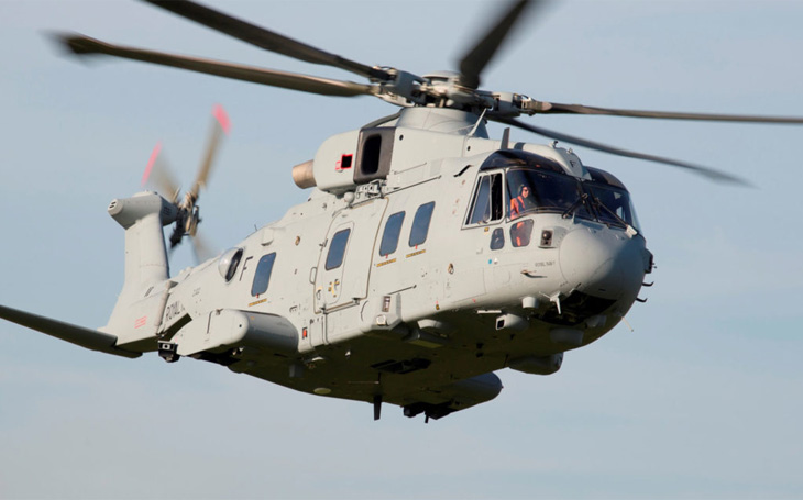 The Army is to get its new helicopters. The police and the integrated rescue system need them too