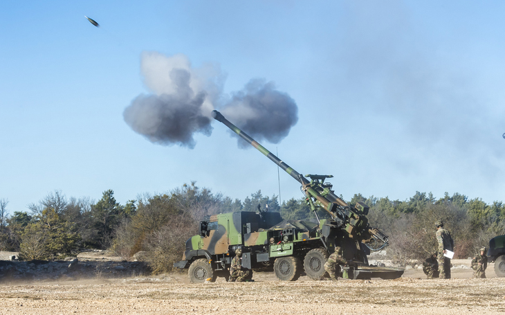 Artillery fire constol system competition - full membership in ASCA required