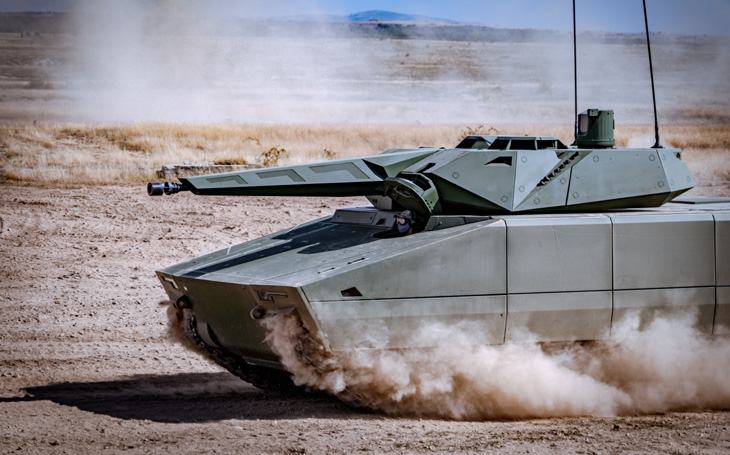 Rheinmetall and Ray Service sign a strategic cooperation agreement for LYNX Infantry Fighting Vehicles