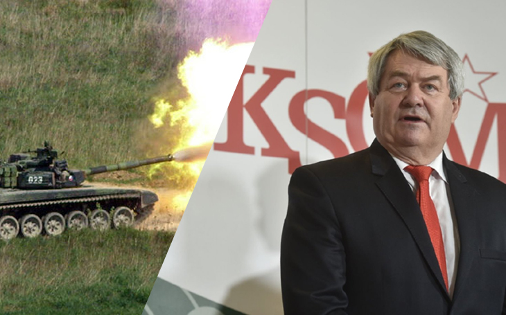 The Communist Party insists on reducing the defense budget – the Governement refuses to comply