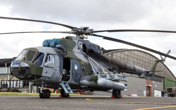 LOM Praha has completed the next stage of modernization of Mi-171ShM helicopters